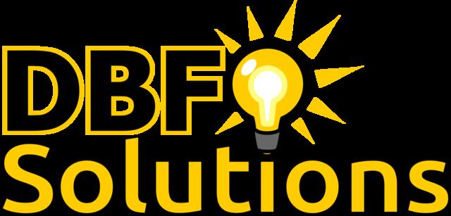 DBF Solutions Logo